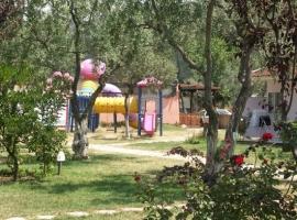 Fıstıklı Çiçekevler Tatil Köyü