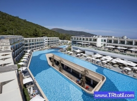 thor luxury hotel spa bodrum